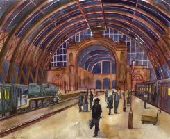 Central Station by mikopol
