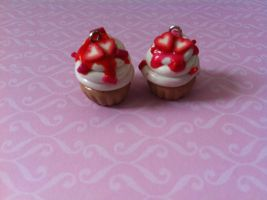 Polymer Clay Cupcakes! by Claycupcakes4