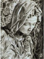 Mary, Mother of Jesus by tengari