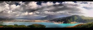 Fethiye on 150 degrees by MCoskungonul