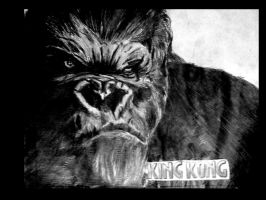 King Kong by Sirenian38