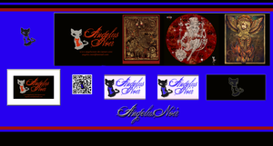 Banners.Labels.Codes by AngelusNoir