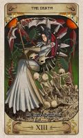 Cerebium Tarot 13 - The Death by Hedrick-CS