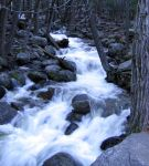 Bridalveil  river by GemSterling