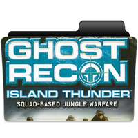 Game Folder - Ghost Recon - Island Thunder by floxx001