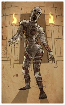 The Mummy by Kyber02