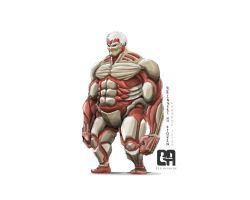 Armored Titan by cedalcalde