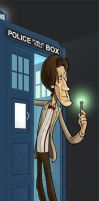 Dr Who by Ian-Summers