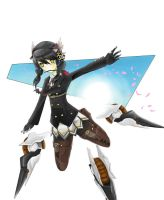 Elsword:Air'sContest-Eve by Hikiwan