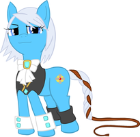 Franziska as Pony by Vosmy