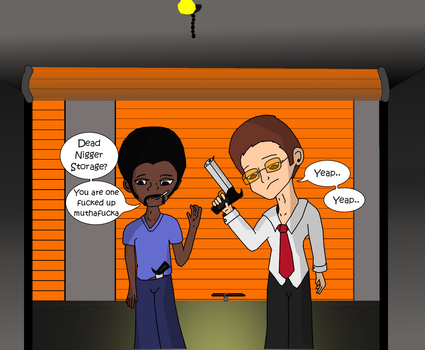Pulp Fiction 2: Electric Boogaloo by OMGYouDidnt