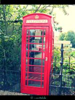 Telephone booth by unitedcba