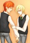 Ron and Draco 'Don't Go' by manira
