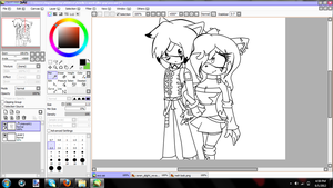WIP XD by GingatheCat13