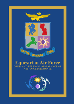 Equestrian Air Force Uniform Regulations by ColonelWalther