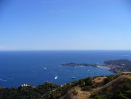 The French Riviera by walktothewater