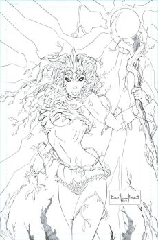Mother Nature cover by qualano