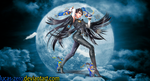 Super Smash Bros 4 Bayonetta Wallpaper by Lucas-Zero
