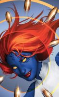Mystique by khaamar
