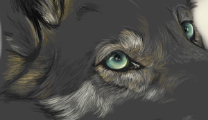 Windows of the Soul WIP by ArtistMaz