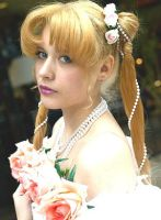 Bride Usagi by usakou
