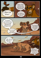 Once upon a time - Page 14 by LolaTheSaluki