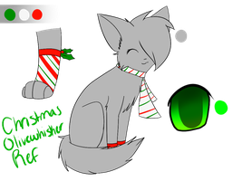 Christmaswhisker Ref by ghost--scarves