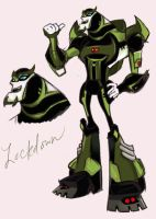 wtf autobot lockdown by Metallikato