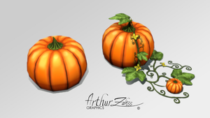 Pumpkins by Saltano