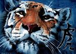 Tiger - Chinese Zodiac by Catherine-PL