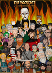 Yogscast - Shadow of Israphel poster by panicoftheundead