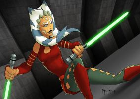 Ahsoka Tano by JAPfeiffer