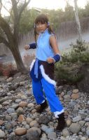 Avatar: Legend of Korra Cosplay by slifertheskydragon