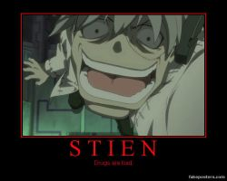 Stien by DarknessReaper424