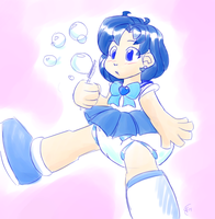Mercury Bubbles by RFSwitched