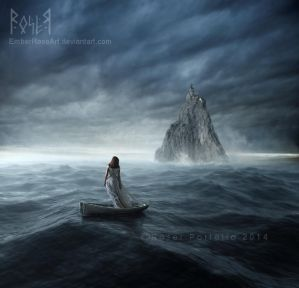 Adrift... by EmberRoseArt