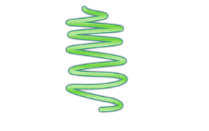Green Swirl Png by MaddieLovesSelly