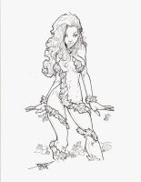 NEW POISON IVY DESIGN by rantz