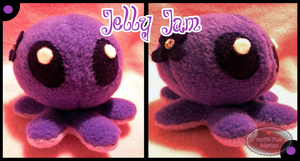 Little Litters - Jelly Jam - Plush by Sparkle-And-Sunshine