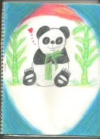 Panda Love by Agent-Of-Death