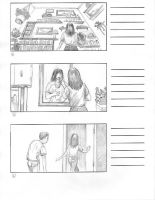Storyboards- The Apartment2 by Stungeon