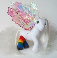 Rainbow Fairy Custom by Eiriel