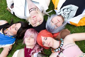 Final Fantasy XIII - Cosplay by KashinoRei