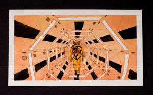space odyssey by chrisicksix