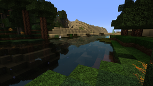 Minecraft WaterShader by skrufor