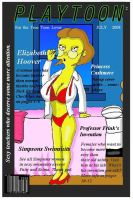 Playtoon 2- Miss Hoover by broad86new