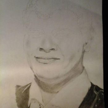 Ritchie Valens WIP1 by laviudita