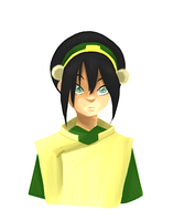 TOPH BEIFONG by mananders