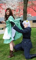 What the hell Prussia - APH by WaterJewelEmi