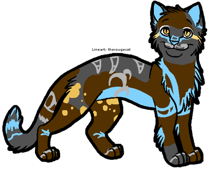 Cat Adoptable |CLOSED| by FlightThroughChaos
